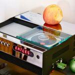 Flott omtale og KLASSE A rating i Stereophile for Aura Note MK2