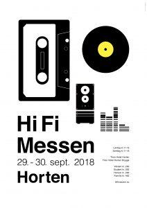 Horten messa 2018 sammen med Respons v. Reidar Persson