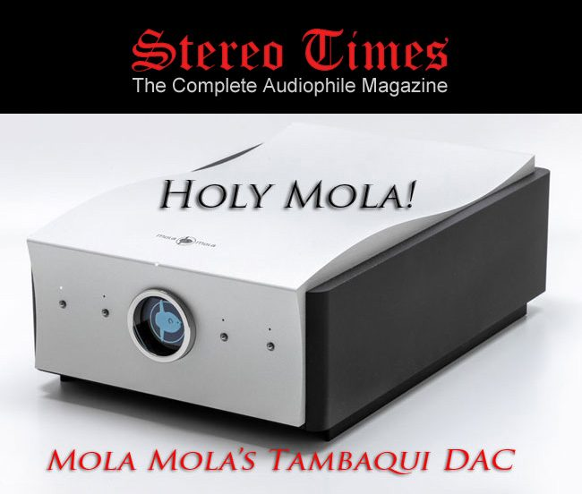 Mola Mola Tambaqui dac testet i Amerikanske Stereotimes