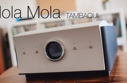 John Darko Audio tester Mola Mola Tambaqui mot DCS Bartok