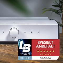 Kula test Lyd & Bilde