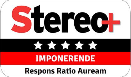 Respons Ratio Auream testet i Stereo+